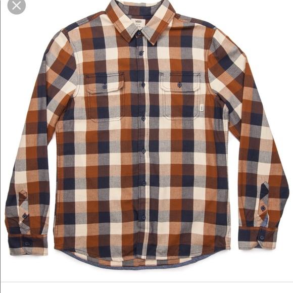eabf1fac VANS Alameda woven shirt dachshund